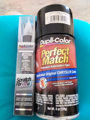 Black paint for car scratches for Sale in Wahneta, FL