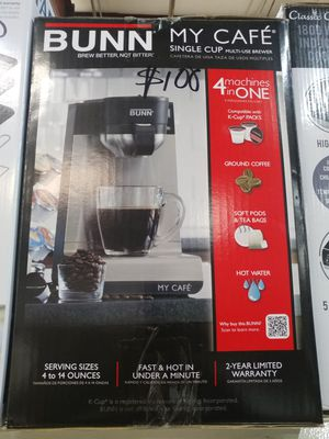 New bunn coffee maker 4 in 1 for Sale in Concord, NC