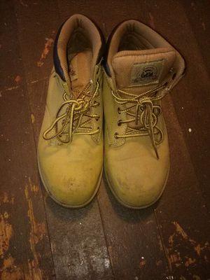 Women's steel toe work boots for Sale in Columbia, TN