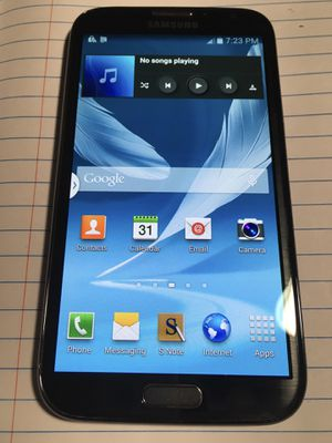 LIKE NEW Samsung Galaxy NOTE II, Everything Good, Everything Works. *** SPRINT *** for Sale in Stanton, CA