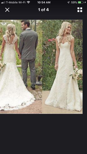 Wedding dress mermaid style for Sale in Ballwin, MO