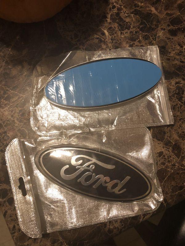 "7"" ford emblem"