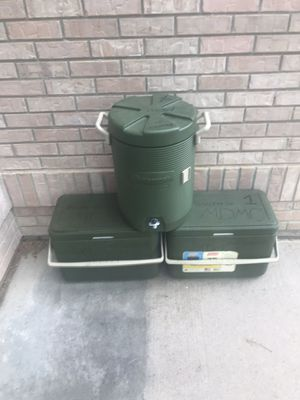 Coolers for Sale in Littleton, CO