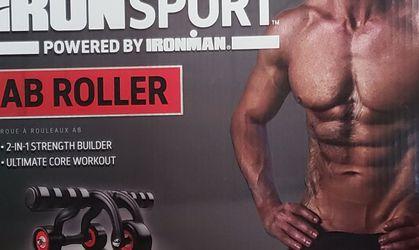 Iron Sport Ab Roller for Sale in Phoenix,  AZ