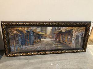 Framed pic for Sale in Colorado Springs, CO