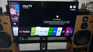 55 inch LG smart flatscreen TV brand new for Sale in Nashville, TN