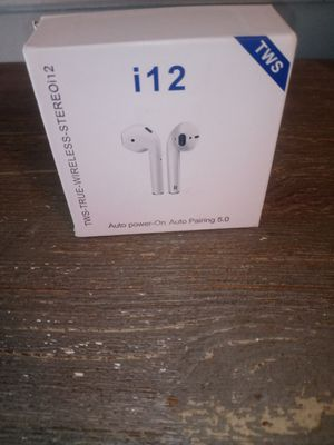 i12 Bluetooth Wireless Headphones for Sale in S CHESTERFLD, VA