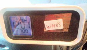Home alarm clock for Sale in Norfolk, VA