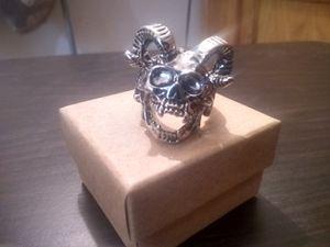 New skull ring $3 for Sale in San Angelo, TX