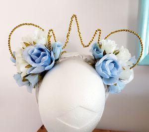 Handmade Cinderella Themed Disney Ears for Sale in Santee, CA