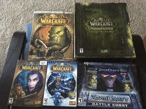 PC Games (assorted) for Sale in Tampa, FL