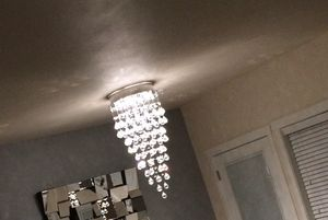 Crystal chandelier for Sale in Vancouver, WA