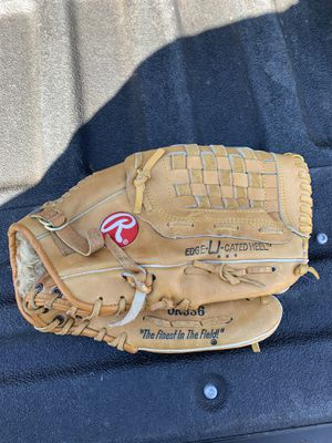 Rawlings adult size baseball or softball glove 12.5 inch for Sale in Carrollton, TX
