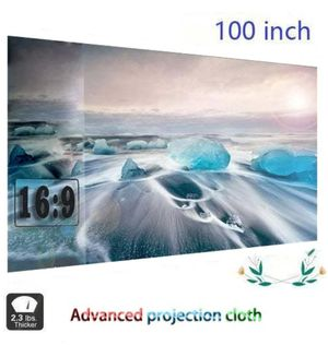 Portable Projection Screen for Sale in Fresno, CA