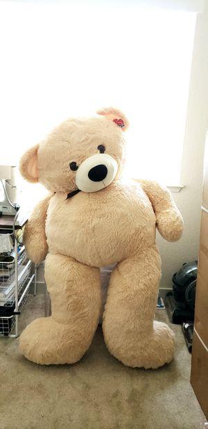 Giant teddy bear for Sale in Fairfield, CA
