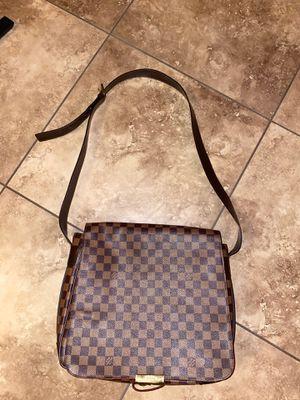 Louis Vuitton Classic Checkered Messenger Bag for Sale in Las Vegas, NV