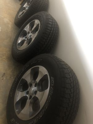 Tires, and rims for Sale in Fort Lauderdale, FL