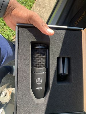 Akg Condenser mic for Sale in Decatur, GA