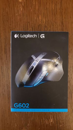 New logelitech wireless mouse G602 for Sale in Alpharetta, GA