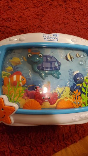 Baby Einstein fish tank for crib for Sale in Salt Lake City, UT