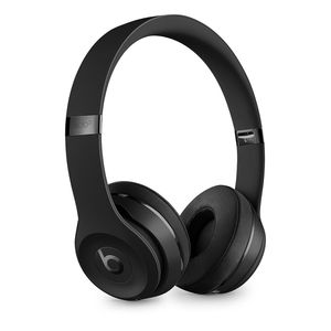 Beats by Dr. Dre Solo3 Wireless Matte Black Beats Icon Collection On Ear for Sale in Nashville, TN