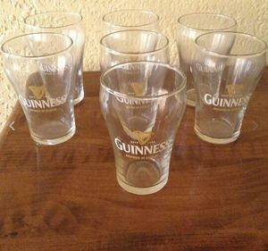 Guinness and Smithwick taster sampler glass rare hard to find for Sale in Winter Park, FL