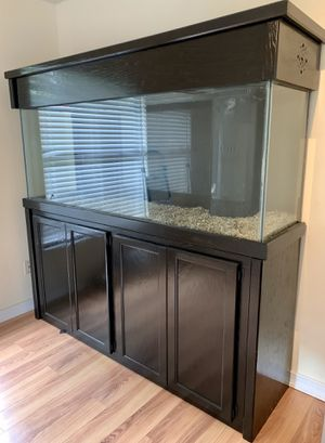 Aquarium 150 gallon fish tank drilled for Sale in Brandon, FL