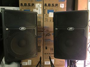 Peavey pvxp 15 DSP on sale today for 399 each for Sale in Los Angeles, CA