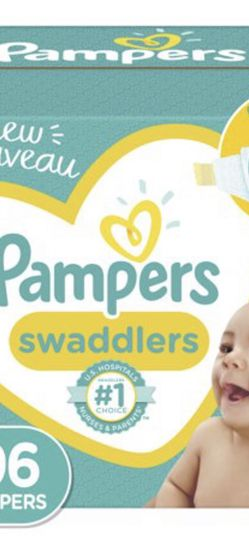 Unopened Pampers Swaddlers Size 1 for Sale in Carmichael,  CA