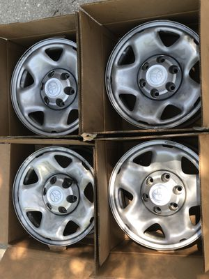 "4 Toyota Tacoma ""16 Rims USED for Sale in Tampa, FL"