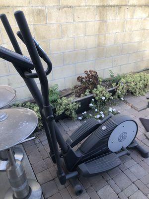 Golds gym elliptical machine for Sale in Glendora, CA