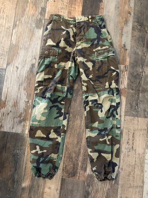Camo pants for Sale in Damascus, OR