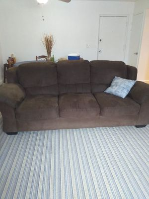 Sofa/Couch Good Condition - Delivery is Negotiable for Sale in Tamarac, FL