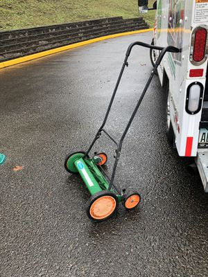 Scott's push mower for Sale in Maple Valley, WA