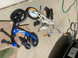 Bikes two for 80 one for 45 for Sale in Twinsburg, OH