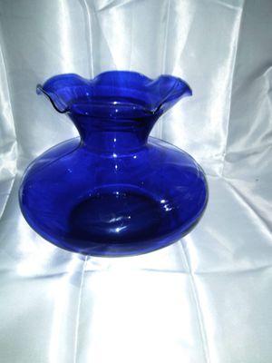 Cobalt Glass Vases * VINTAGE* for Sale in Manchester, NH