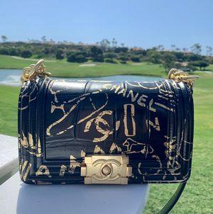 Authentic Chanel Small Boy Bag for Sale in Newport Coast, CA