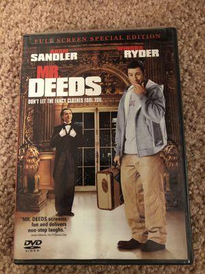 Mr. Deeds DVD for Sale in Victoria, TX