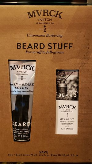 MVRCK by MITCH Beard Stuff Gift Set for Sale in Washington, DC