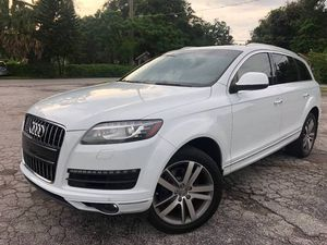 2013 AUDI Q7 3.0T QUATTRO PREMIUM PLUS for Sale in Tampa, FL