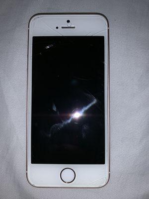 iPhone SE - Rose Gold - 32GB for Sale in Alexandria, VA