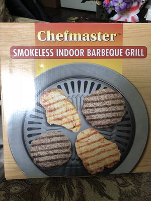 Smokeless Indoor Bbq grill/Stove top for Sale in Las Vegas, NV