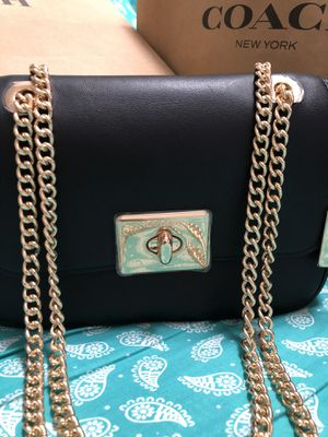 Brand New Authentic Coach shoulder and cross body bag for Sale in Rockville, MD