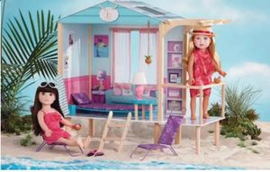 American Girl BEACH HUT for Sale in Haddon Heights, NJ