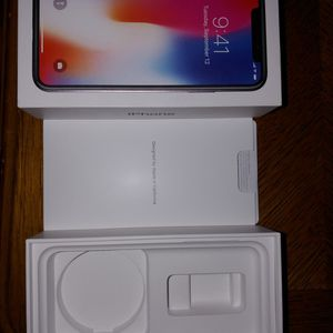 Iphone X emtpy Box for Sale in Kissimmee, FL
