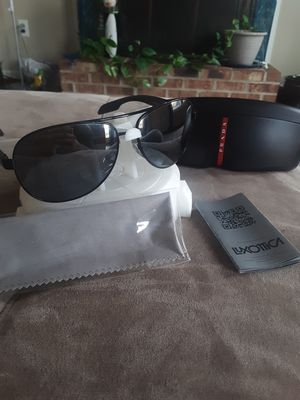 Prada Aviator Sunglasses Polarized for Sale in Herndon, VA