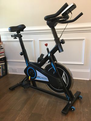 Ancheer Indoor Exercise Bike - Cycling for Sale in Indian Trail, NC