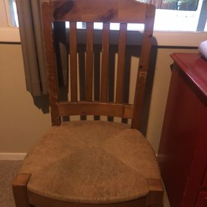 Wooden Chair - Indoor/Outdoor use for Sale in West Linn, OR