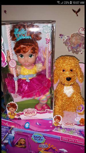 Fancy nacy doll n dog for Sale in Virginia Beach, VA