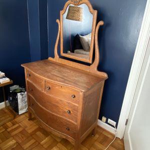 Antique Oak Dresser for Sale in Alexandria, VA